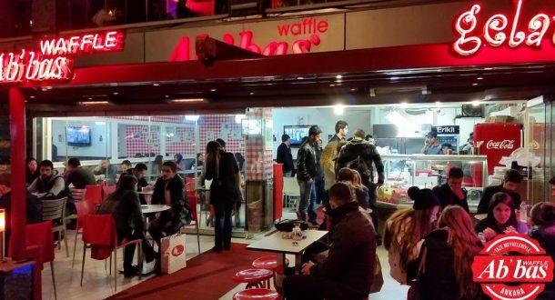 Ab'bas Waffle Bahçeli 7.Cadde - 24 Nisan 2016 00:06