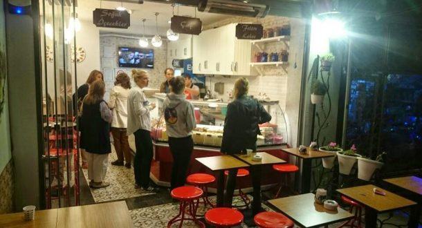 Ab'bas Waffle Bestekar Tunalı - 24 Nisan 2016 00:02