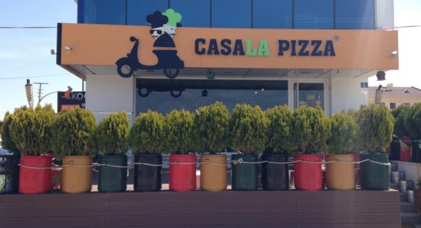 Casa La Pizza Yaşamkent - 26 Nisan 2016 12:07