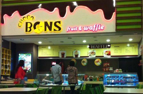 Choco Bons Waffle Kentpark AVM - 25 Nisan 2016 23:20