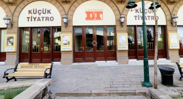 Küçük Tiyatro – Ekim 2016 Programı - 6 Ekim 2016 22:31