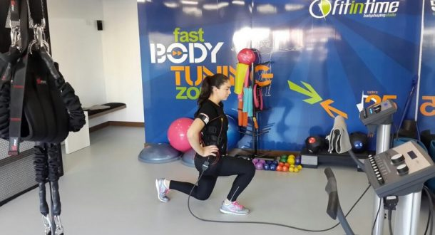 Fit in Time Studio Spor Merkezi Ümitköy - 24 Nisan 2016 14:33