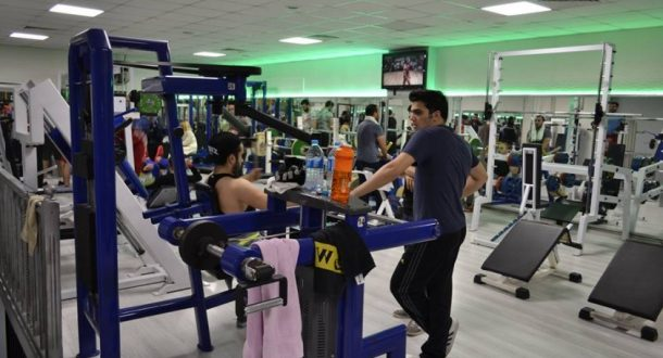 Hit Spor Center Etlik - 24 Nisan 2016 13:51