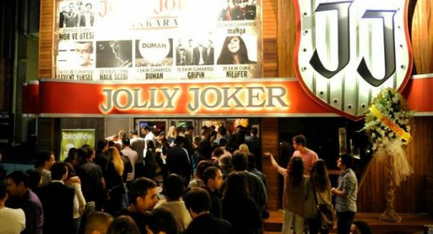 Jolly Joker Ankara - 23 Nisan 2016 12:42