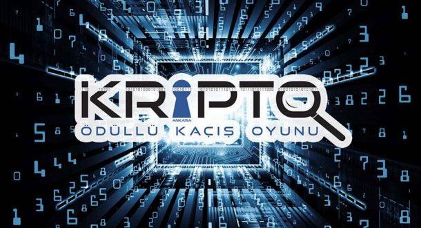 Kripto Kaçış Oyunu Tunalı - 30 Nisan 2016 11:34