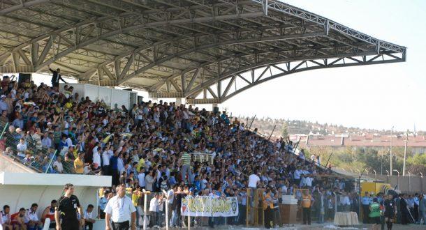 Polatlı İlçe Stadyumu - 20 Nisan 2016 22:33