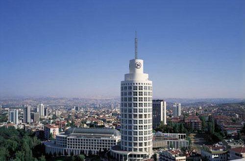 Sheraton Hotel Ankara - 20 Nisan 2016 17:45