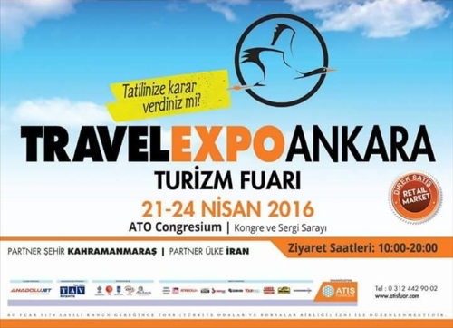 x Travel Expo Ankara 2016 - Nisan 2016 11:26