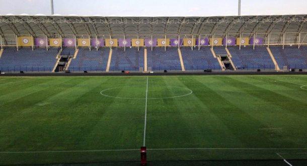 Yenikent Asaş Osmanlı Stadyumu - 20 Nisan 2016 22:10