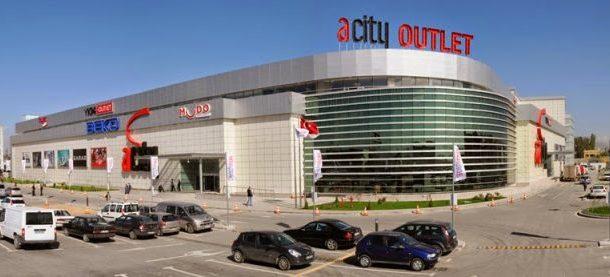 aCity Outlet Alışveriş Merkezi - 20 Nisan 2016 00:00