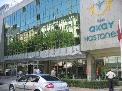 Özel Akay Hastanesi