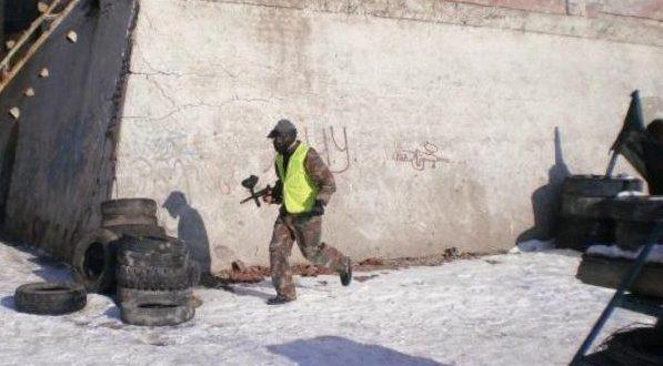Anka Paintball Mühye Köyü - 2 Mayıs 2016 00:21