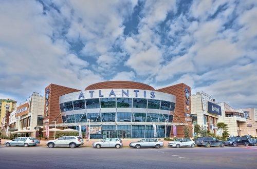 Atlantis Alışveriş Merkezi - 3 Mayıs 2016 19:25