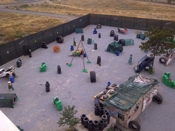 Bauu Paintball Ankara