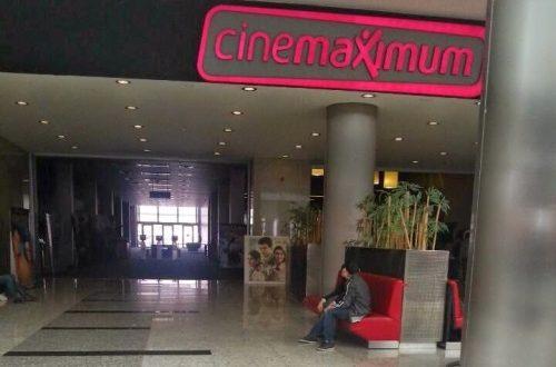 Cinemaximum Antares AVM - 3 Mayıs 2016 23:15