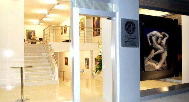 Erenus Sanat Galerisi Cinnah - 1 Mayıs 2016 00:31