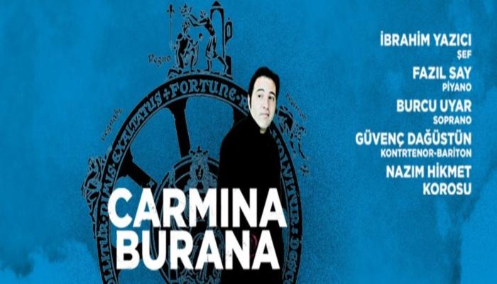 x Fazıl Say ve Carmina Burana Ankara Konseri