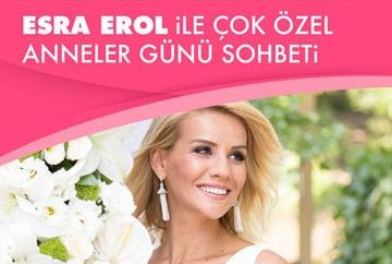 x Forum Ankara'da Esra Erol ile Sohbet
