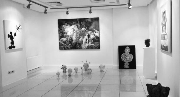 Foyart Sanat Galerisi Cinnah - 10 Mayıs 2016 00:01