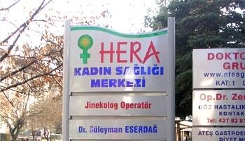Hera Kadın Sağlığı Merkezi Kavaklıdere