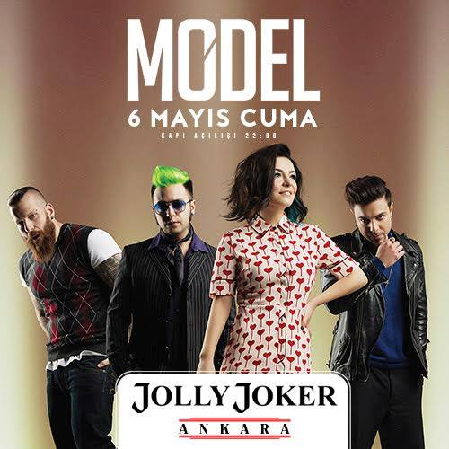 Jolly Joker Ankara Model Konseri