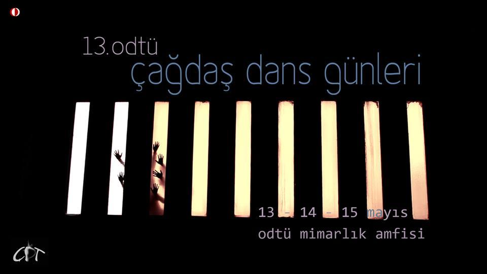 x ODTÜ Çağdaş Dans Günleri '16 - Mayıs 2016 00:41