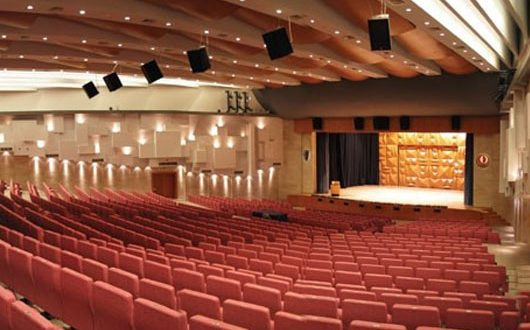 ODTÜ Kültür ve Kongre Merkezi - 15 Mayıs 2016 23:52