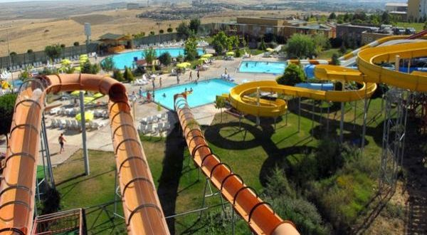 Olympic Hotel Aquapark İncek - 3 Mayıs 2016 00:25