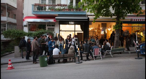 Tilki Sanat Galerisi Ankara - 19 Mayıs 2016 13:49