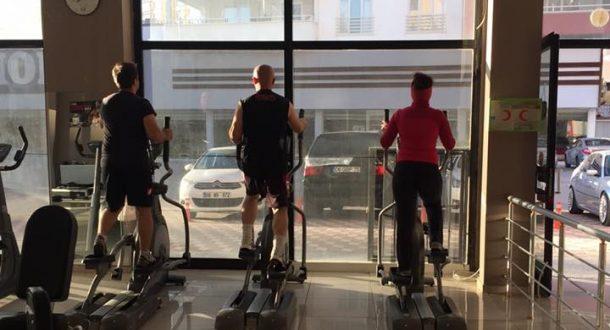 Wellness Club Spor Merkezi Şentepe - 5 Mayıs 2016 00:31
