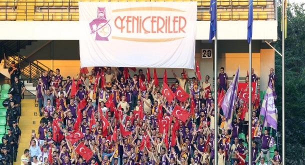 Osmanlıspor Avantajlı Döndü - 15 Temmuz 2016 13:27