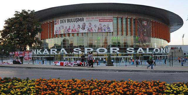Ankara Arena Spor Salonu