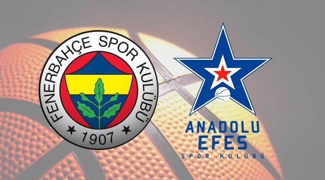 x Ankara'da Basket Finali: Fenerbahçe – Efes
