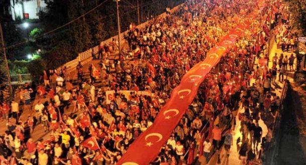 29 Ekim Ankara Fener Alayı - 24 Ekim 2016 13:38
