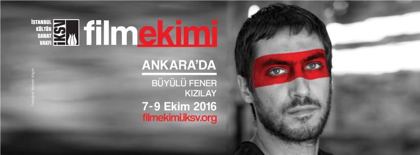 x Ankara Filmekimi 7-9 Ekim 2016