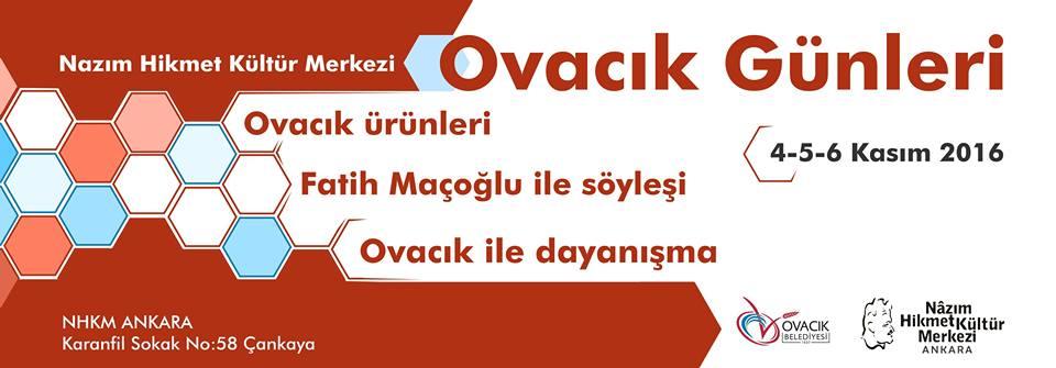 x Ankara Ovacık Günleri