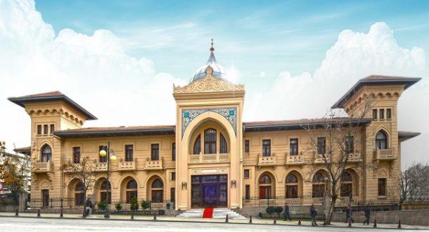Ankara Palas Devlet Konukevi - 26 Ekim 2016 12:35