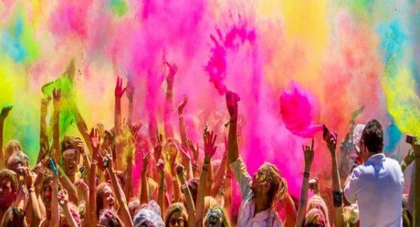 "Renkliliği Sevenlerin Festivali ""COLOR FEST"" - 24 Ekim 2016 23:20"