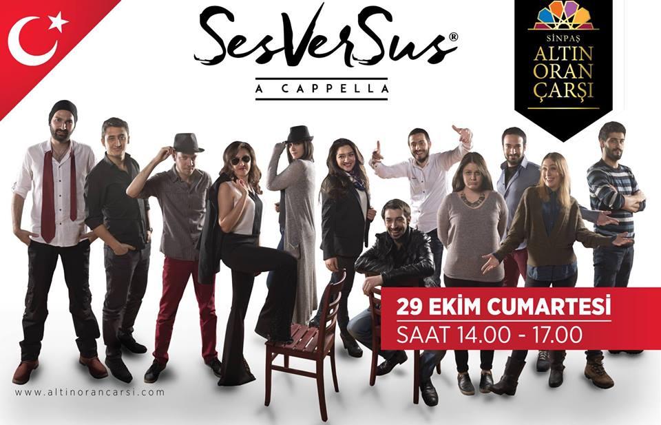 x SesVerSus – 29 Ekim Ankara Konseri