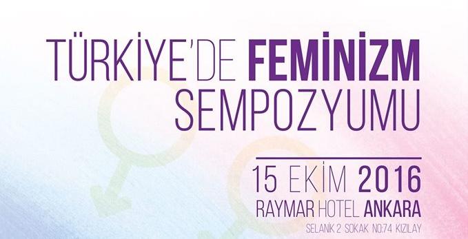 x Türkiye'de Feminizm Sempozyumu – Ankara