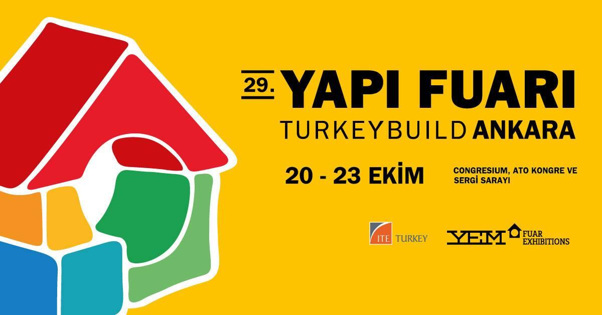 x 29. Yapı Fuarı – Turkeybuild Ankara
