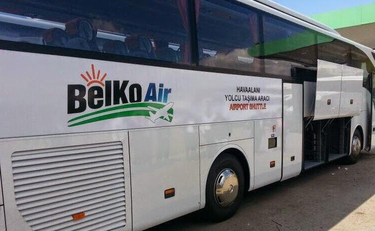 AŞTİ – Kızılay – Havaalanı Belko Air Servisleri