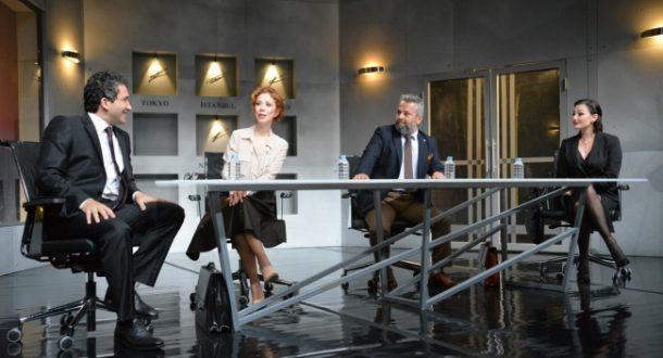 Kara Komedi: Grönholm Metodu