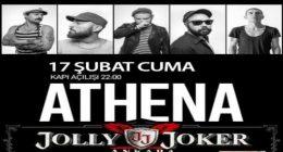 Athena Jolly Joker Ankara Konseri