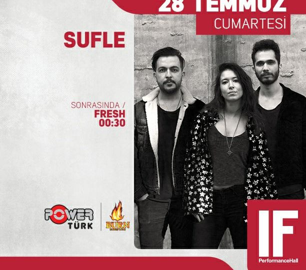 Sufle – IF Performance Hall